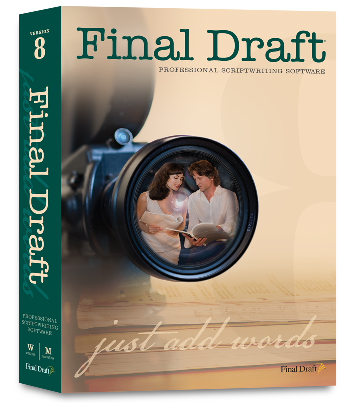 final draft script writing software The final draft, is one of top rated script writing software, which was developed by final draft inc, in 2001 it is also well-known as favourite script writing software of renowned hollywood filmmakers like james cameron.