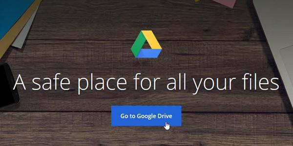 Sinkronisasi Komputer dengan Google Drive