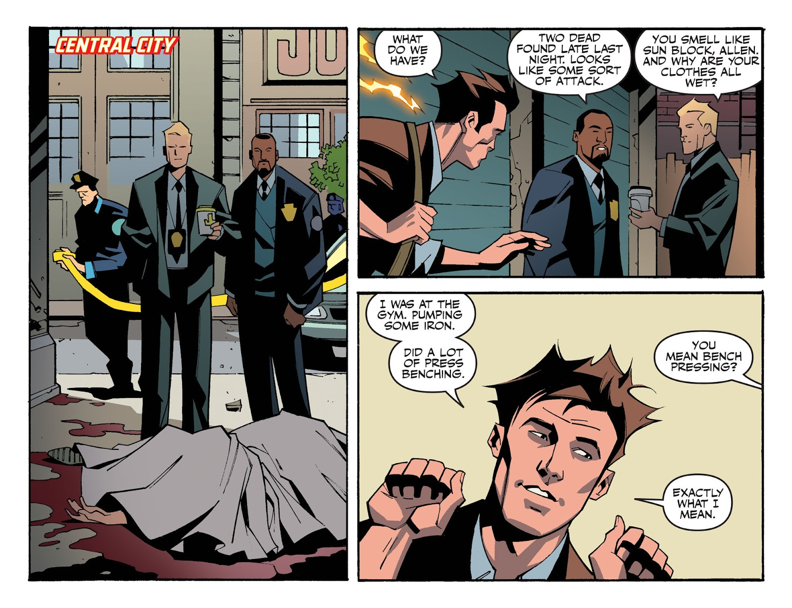 The Flash: Season Zero [I] Issue #11 #11 - English 15