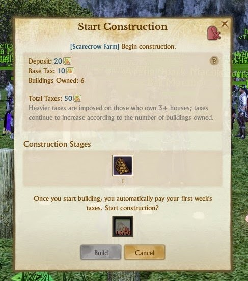 how to get 16x16 scarecrow archeage