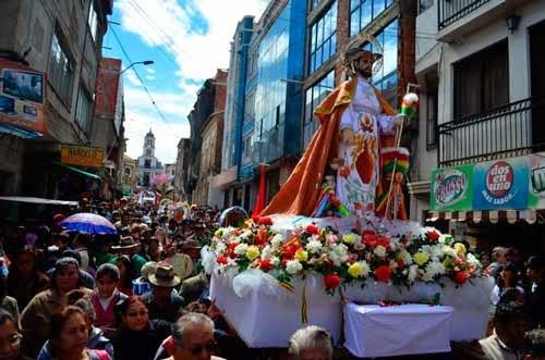 San Roque, la Fiesta Grande se despide con varias ceremonias