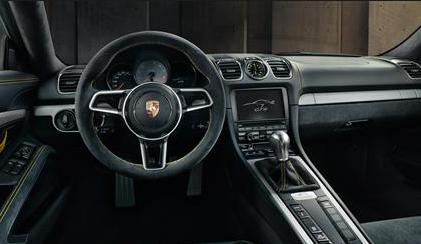 Porsche Cayman GT4 Release Date