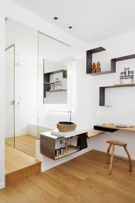 amenajari, interioare, decoratiuni, decor, design interior, baie, dus,