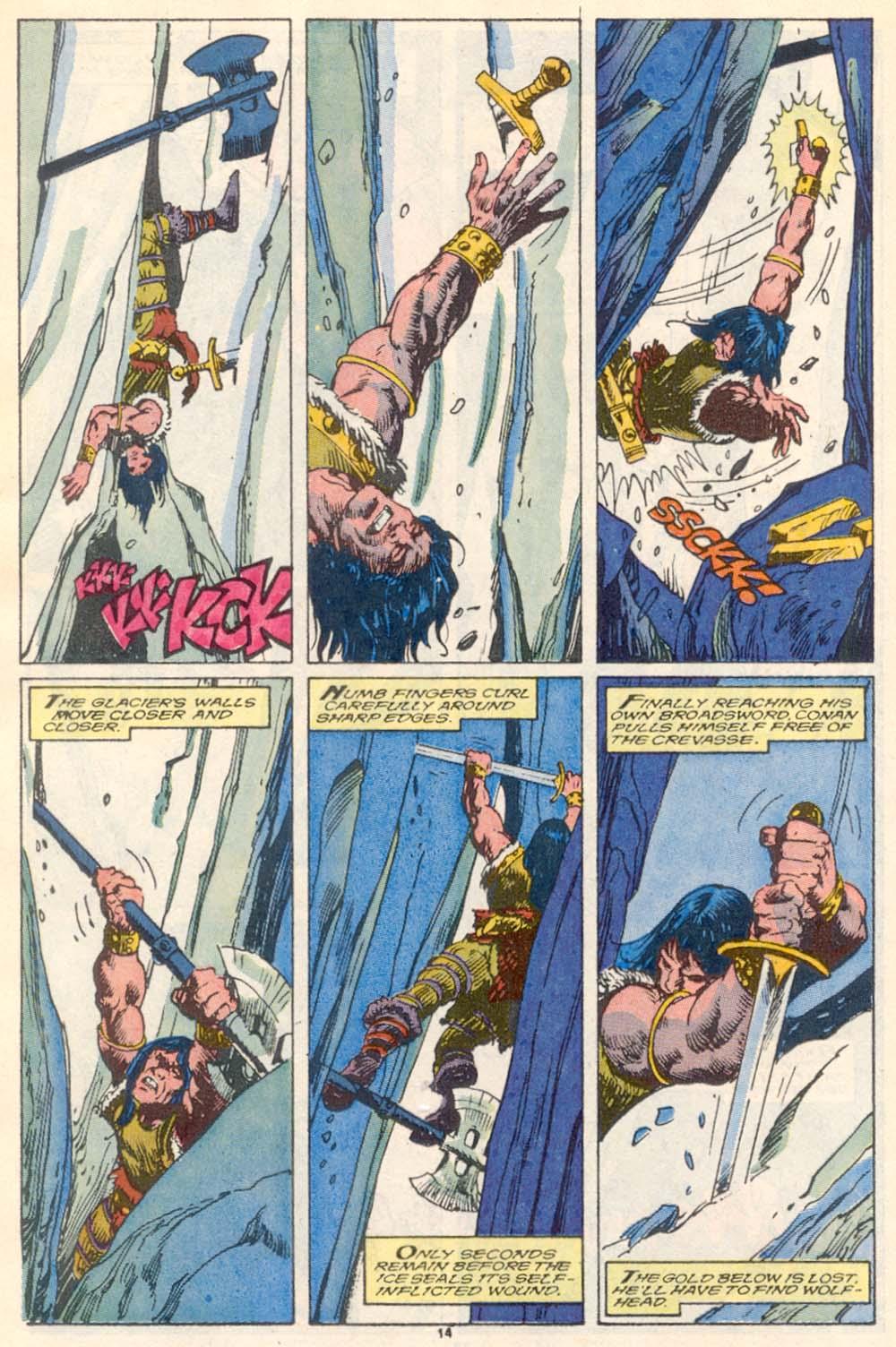 Conan the Barbarian (1970) Issue #220 #232 - English 13