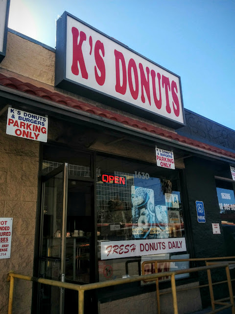 K's Donuts and Burgers | Cheesy Pennies
