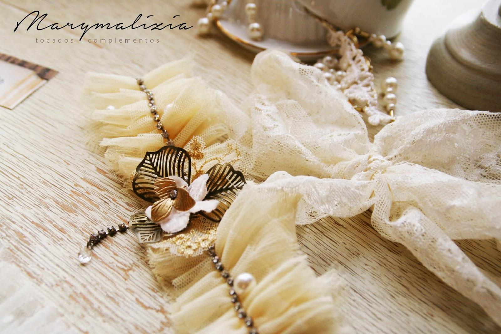 Mar malizia tocadas con estilo - Turbantes para novias ...