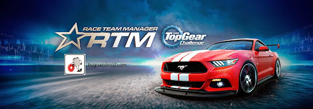 Race Team Manager v2.1.1 APK [Mod Money]