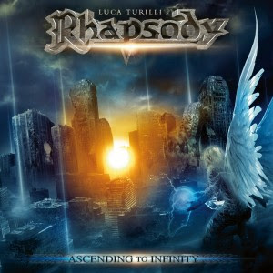 Luca Turilli Rhapsody - Ascending To Infinity