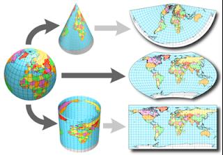 التحويل من نظام الإسقاط الجغرافي إلى نظام الإسقاط المتري المحلي، أو بصيغة أخرى نقوم بالتحويل من الدرجات إلى  المتر؛ وذلك بهدف إجراء القياسات الميدانية بشكل دقيق.وبناء على أهمية هذا الموضوع قمت بإعداد درس حول طريقة تحويل خريطة بالدرجات أو بنظام WGS 84 إلى النظام المتري، لتحويل من الدرجات إلى المتر أو التحويل من المتر إلى الدرجات.وقد تضمّن الدرس كذلك طريقة تغيير درجة وضوح الصور أو إجراء تعميم لمحتوى الصورة.