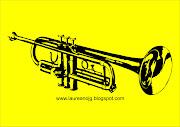 O meu sonho é poder desenhar um trompete em 3D e rendereizalo no computador .