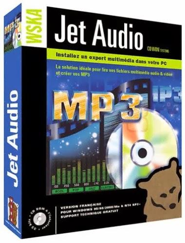 تحميل برنامج تشغيل الثصوتيات والميديا الرهيب JetAudio مجانا