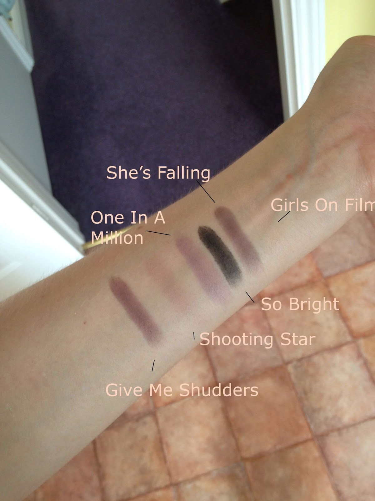Makeup Revolution Salvation Palette Girls On Film