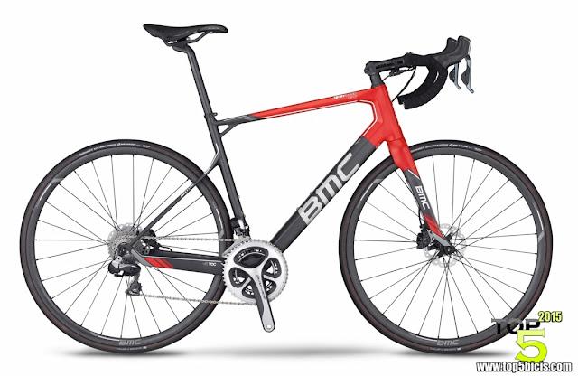 BMC GRAN FONDO GF01 DISC, detalles exclusivos para una bici muy exclusiva