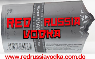 RED RUSSIA VODKA