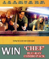 TMN's CHEF Blu-Ray Combo Pack Giveaway