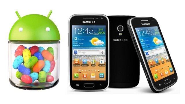 Samsung Galaxy Ace 2 Jelly Bean Güncellemesi TÜRKİYE