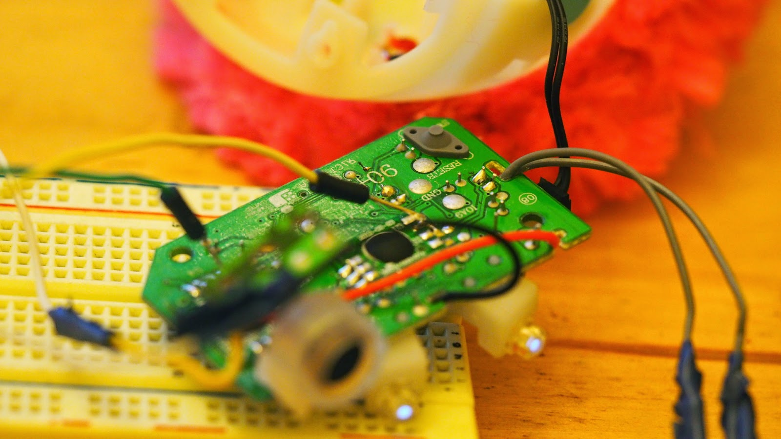 Little Scale Circuit Bent Furby Party Rocket With Teensy And Share