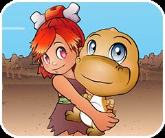 Chăm sóc khủng long, game ban gai