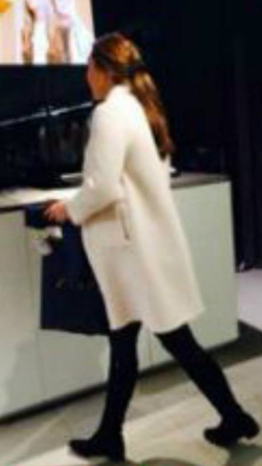 Catherine Duchess of Cambridge was spotted shopping at Zara Store in Central London