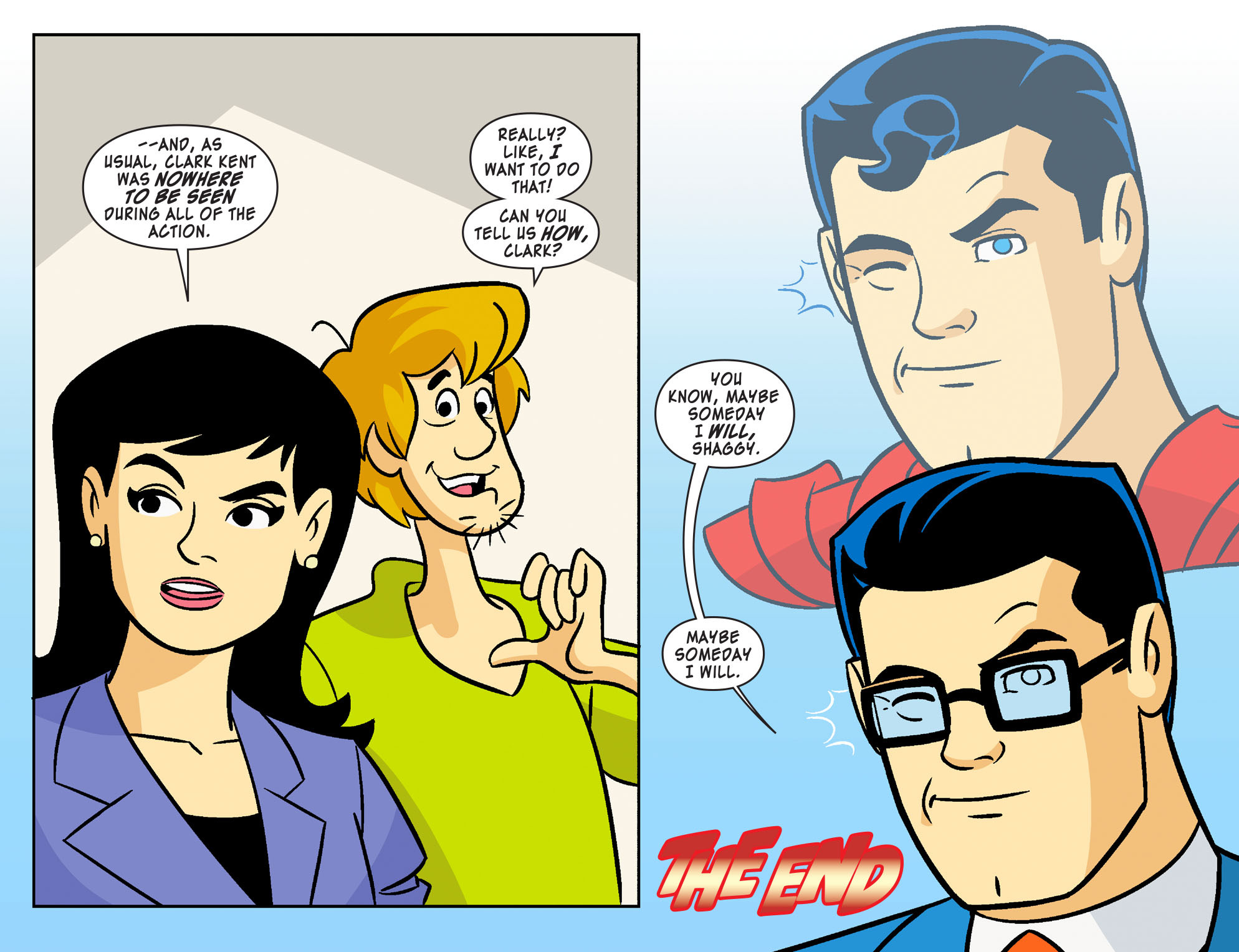 Read online Scooby-Doo! Team-Up comic -  Issue #18 - 22