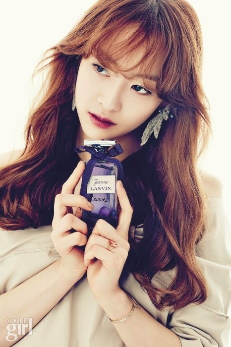 Dasom SISTAR - Vogue Girl Magazine May Issue 2014