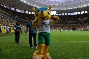 Copa das Confederações Brasil