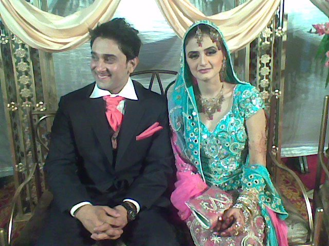 Hira And Mani Wedding Images