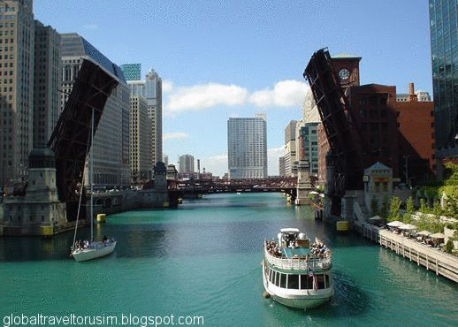 Chicago Illinois Interesting Visitor Spot | Travel And Tourism