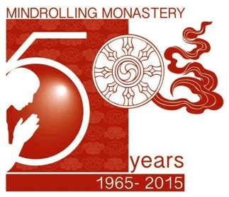 Golden Jubilee Anniversary of  Mindrolling Monastery in India.