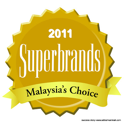 korset premium beautiful satu-satunya yang mendapat anugerah superbrands
