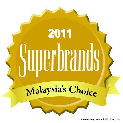 korset premium beautiful satu-satunya yang mendapat anugerah superbrands