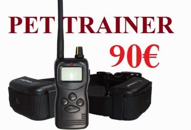 PET TRAINER Nº9 PLUS 1000 METROS , 2  PERROS
