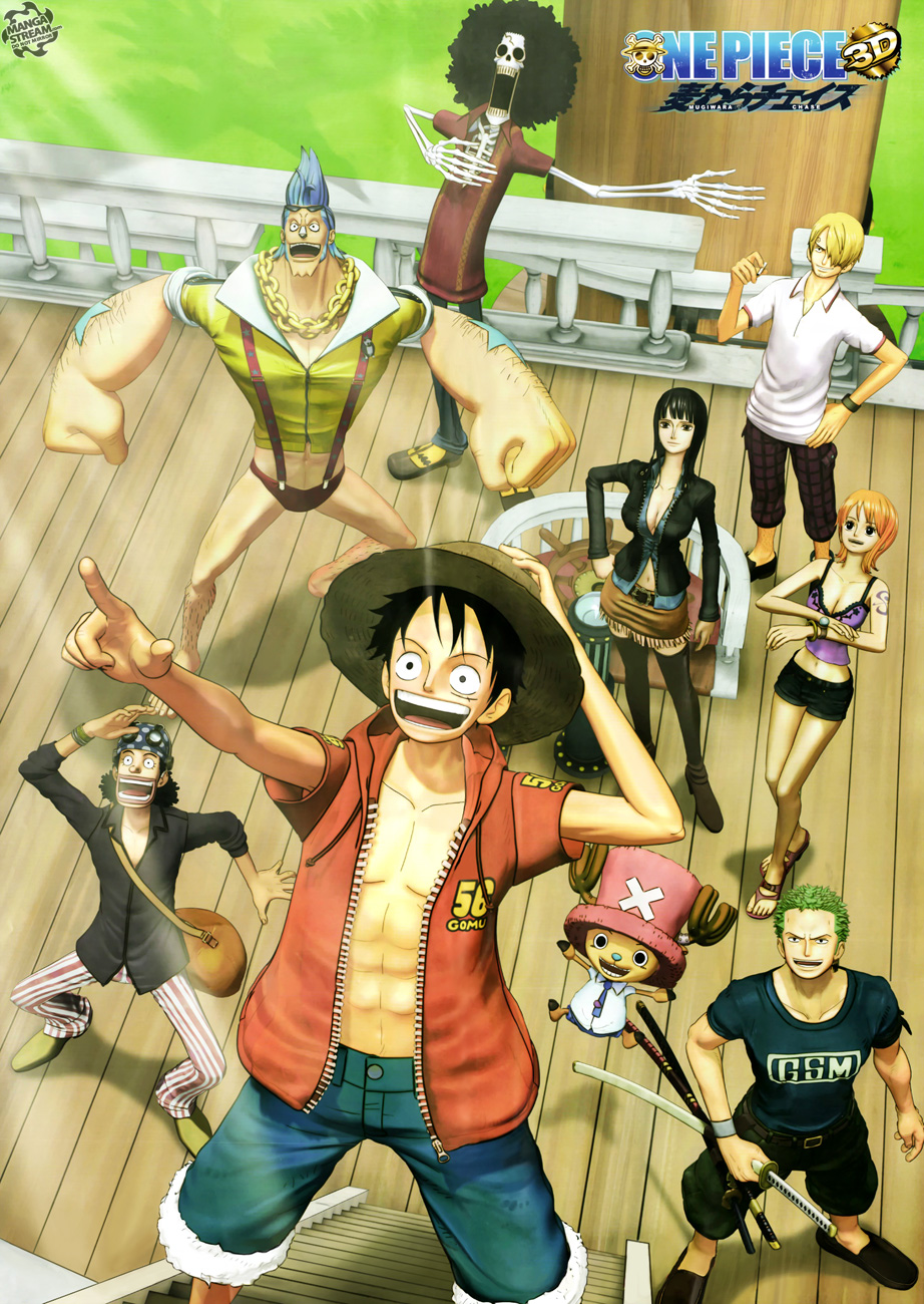 One Piece Chapter 665: Kẹo 020