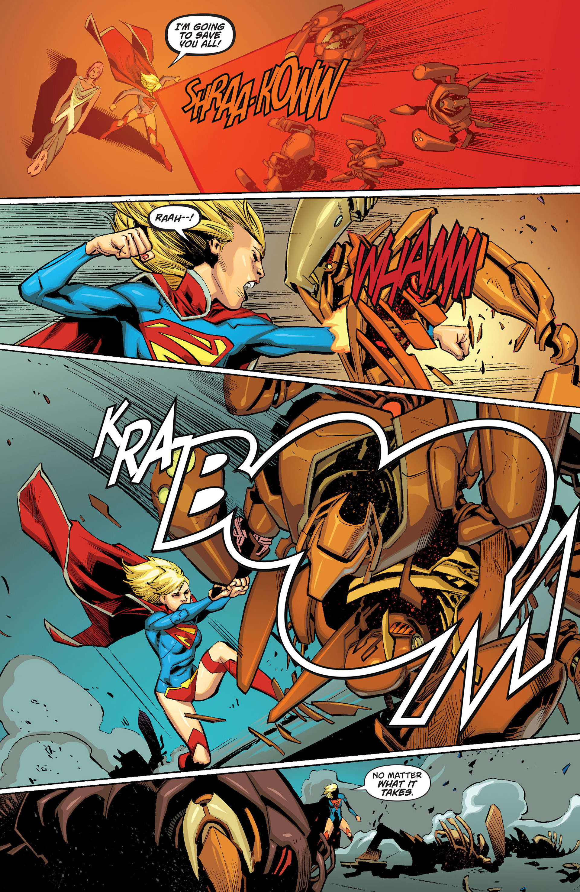 Supergirl (2011) Issue #15 #17 - English 17