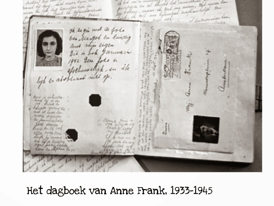 Citaten Uit Dagboek Anne Frank : College essen plo les Éen dag uit de vakantie