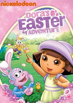 A Aventura de Páscoa da Dora