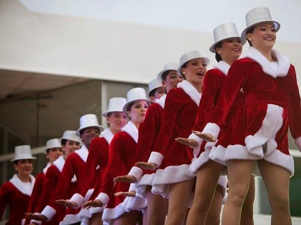 Musical de natal é encenado de graça no Dique do Tororó (Foto: Divulgação)
