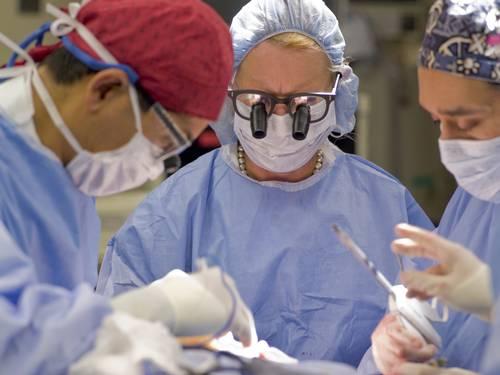 Necessidade cirúrgica em DII