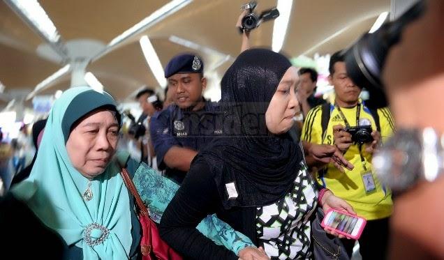MAS Jamin Keluarga MH370 Terima Pampasan Adil dan Berpatutan