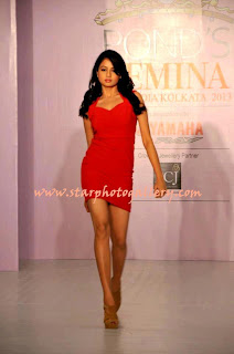 Archita Sahu Ramp Show at Femina Miss India Contenst