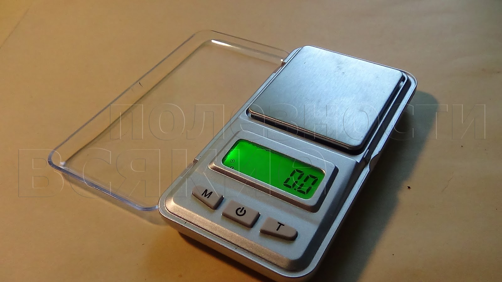 компактные электронные весы