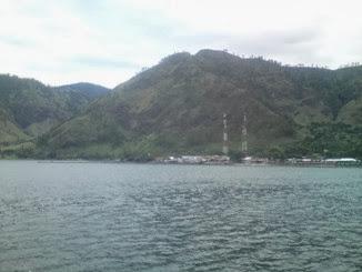 Panorama Alam Danau Toba