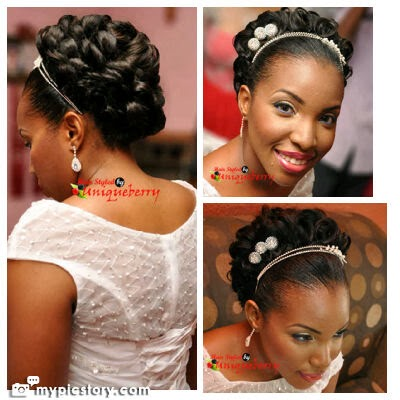 Uniqueberry Hairs Perfect Hair Perfect Bride Perfect