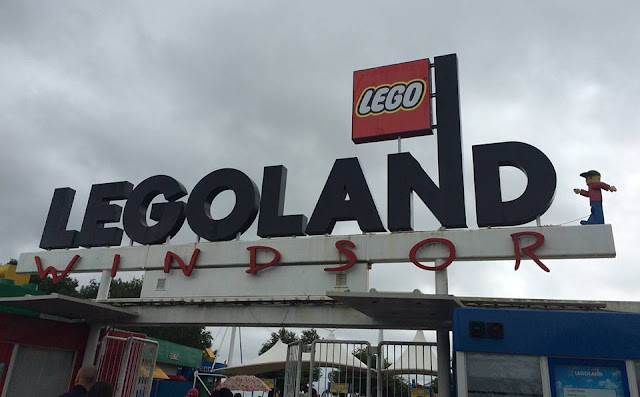 How to Survive Legoland WWindsor on a Rainy Day