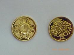 Gold Dinar, 4.25gm