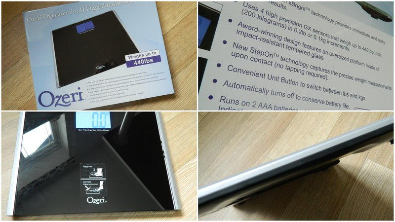 Review: Ozeri Precision Pro II Digital Bathroom Scale