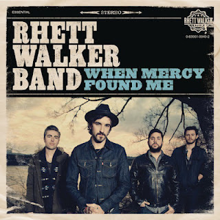 Christian Song Lyrics Rhett Walker Band – When Mercy Found Me