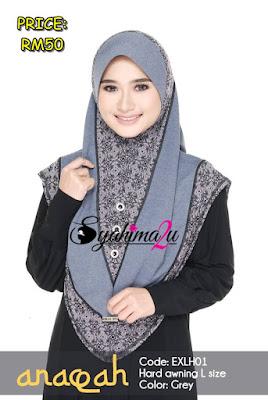 Tudung-Anaqah-Corak-EXLH01