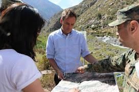 Bienes Nacionales recupera las 140 mil hectáreas del Fundo Río Colorado