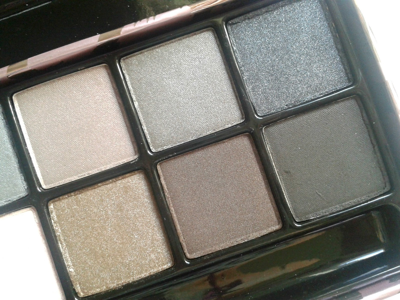 Victoria's Secret Smoky Exotics Eye Palette Eyeshadow Beauty Review